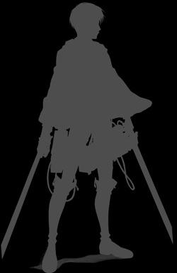 進撃の巨人 VISAカード オリジナルリヴァイスケールフィギュア