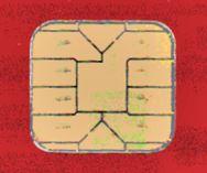クレジットカード ICチップ内蔵
