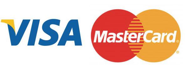 VISA MASTER 外商カード