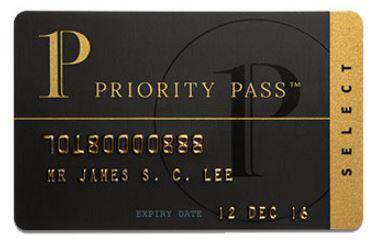 プライオリティパス 銀座シックスプレステージカード