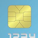 クレジットカード ICチップ 汚損