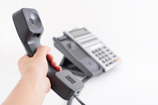 折返し電話
